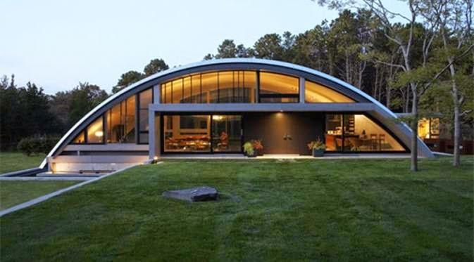 Rumah Bawah Tanah Paling Menakjubkan