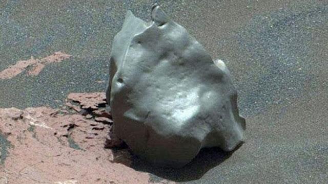 La roca misteriosa