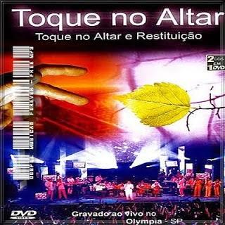 CD RESTITUI BAIXAR ALTAR TOQUE NO