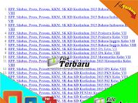 Download RPP, Silabus, Prota, Prosem, KKM, SK KD Kurikulum 2013 Jenjang SMP Lengkap 2016