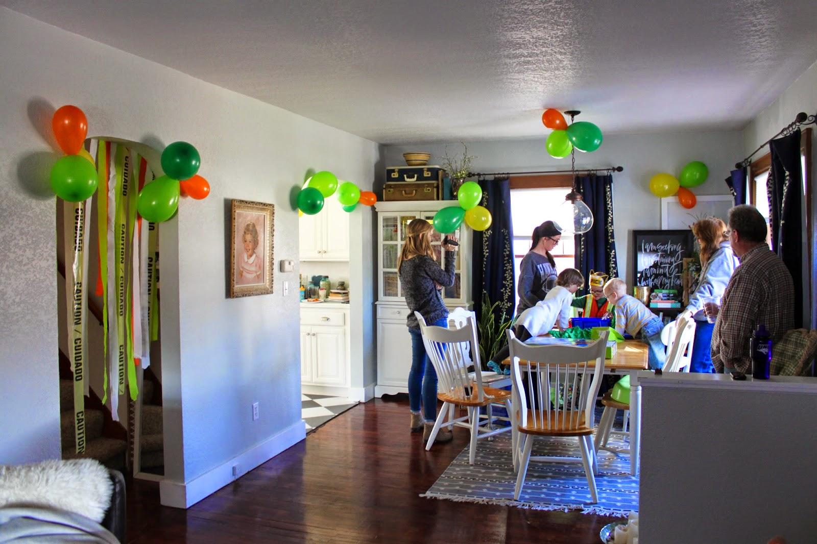 the minivan voorsts : birthday party like it's 1999
