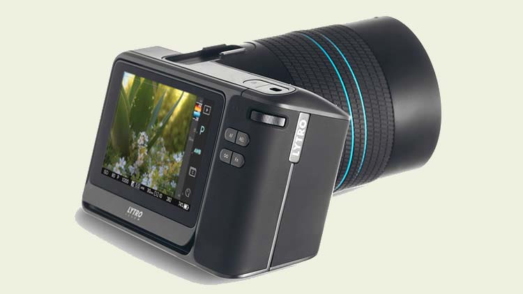 Lytro Illum Camera discount