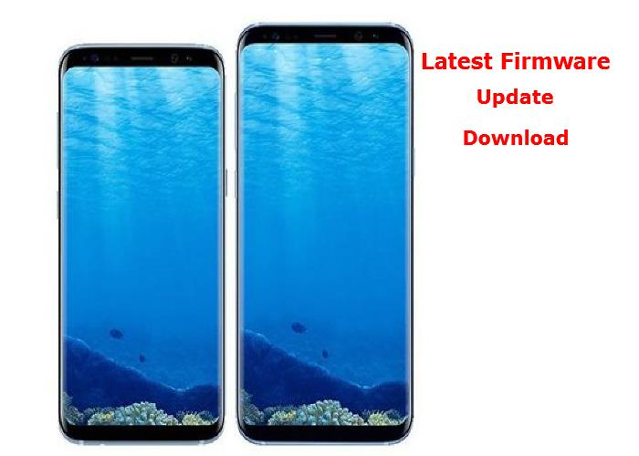 Download] All Official Samsung Galaxy S8 and Galaxy S8+