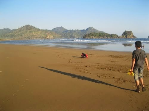 Pantai Taman Kili-Kili