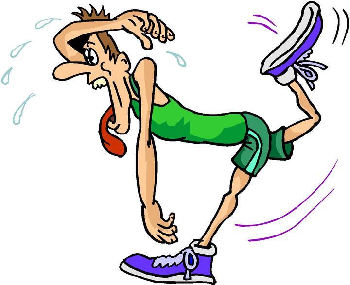 run lindsay run so not feeling it today