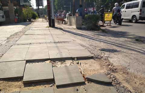 kejari kota cirebon belum dapat laporan hasil kerja proyek dak