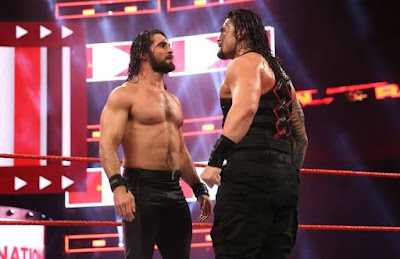 Roman Reigns vs Seth Rollins for Universal championship match !!