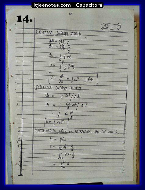 capacitors notes4