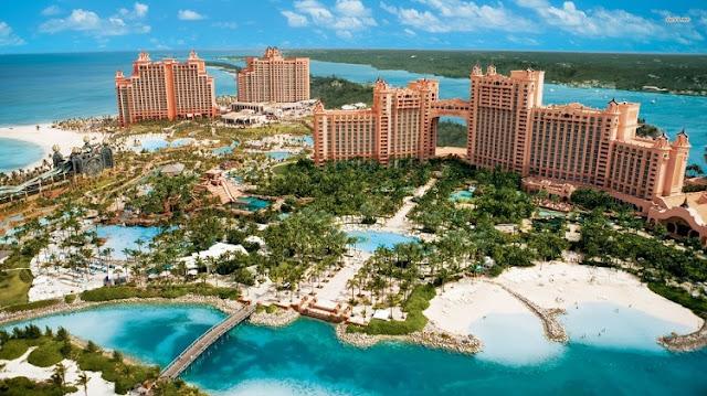 Aluguel de carro em Nassau em Bahamas