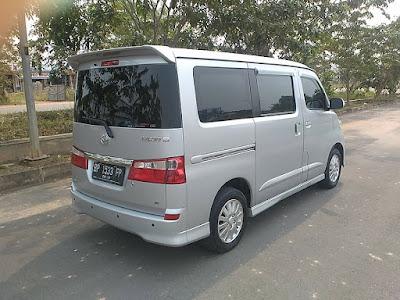 Daihatsu Luxio X Luxury 1.500cc Dohc vvti
