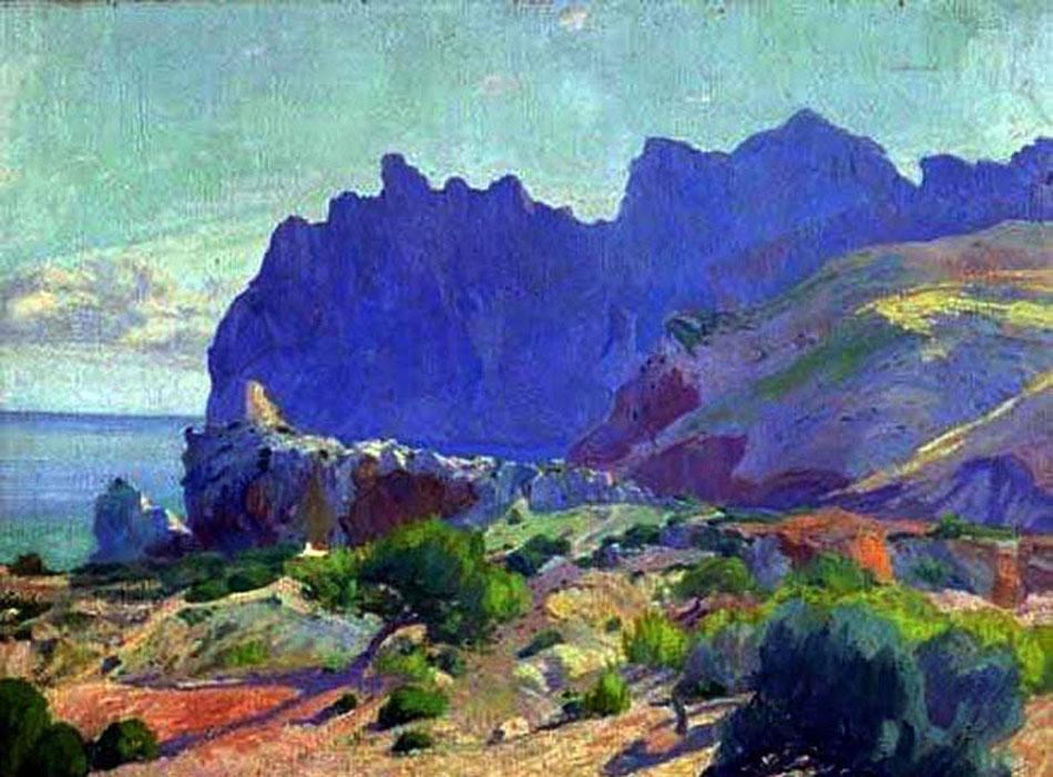 Higinio Blat (Valencia, 18931974) Cala san Vicente
