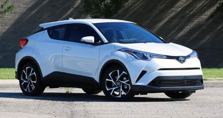 2018 Toyota CHR Canada Review