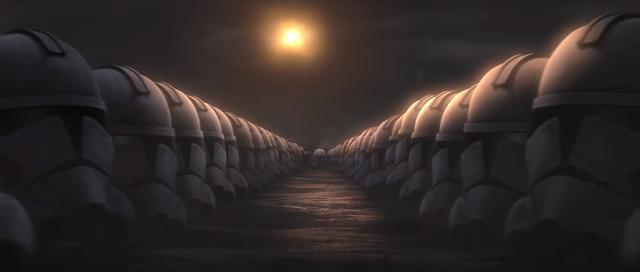 the clone wars return