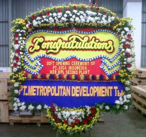 Bunga Papan Congratulation (WS-058)