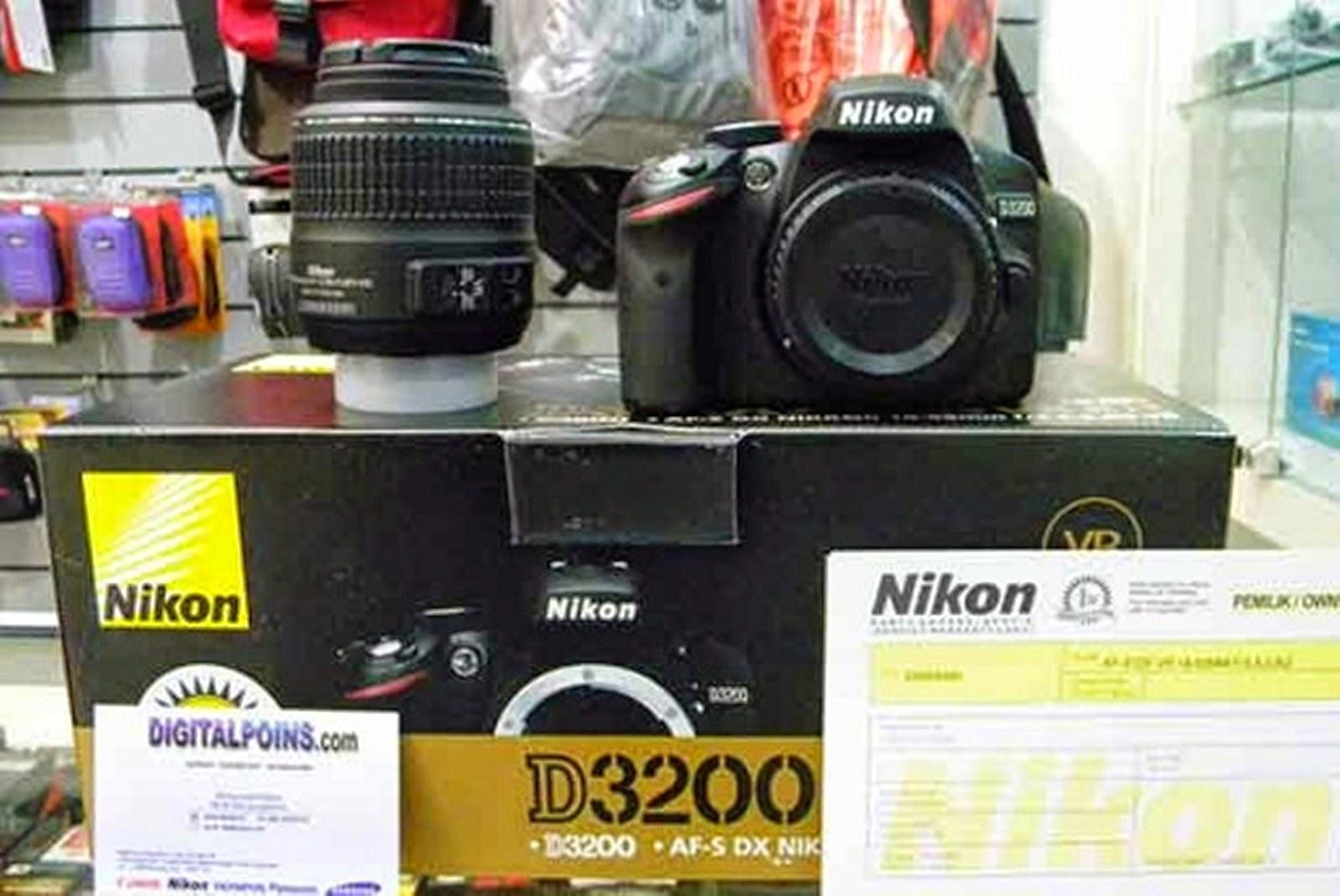 Nikon Items Harga Kamera Nikon D3100 Kit 18 55 Mm Vr Spesifikasi