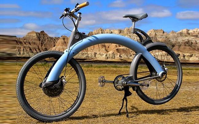 ΔΕΙΤΕ: Το ποδήλατο που μετατρέπεται και σε μοτοσικλέτα