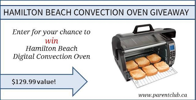 Giveaway Hamilton Beach