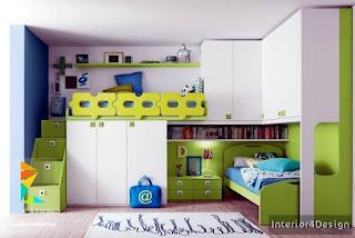 Modern Children's Rooms 59