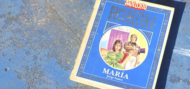 RESEÑA DE LIBRO: MARÍA ISAACS JORGE