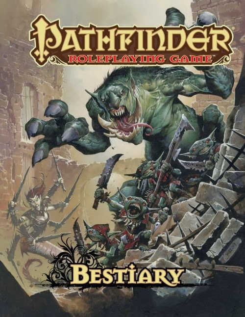 A Beginner's Journal on How to Play and Run a Pathfinder