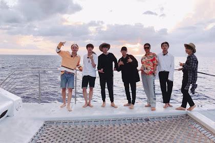 BTS Jalan-Jalan di Hawai pada Teaser Bon Voyage 2