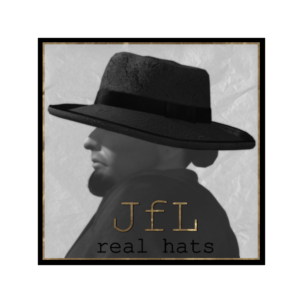 Real Hats!  JfL's store blog, hats for men