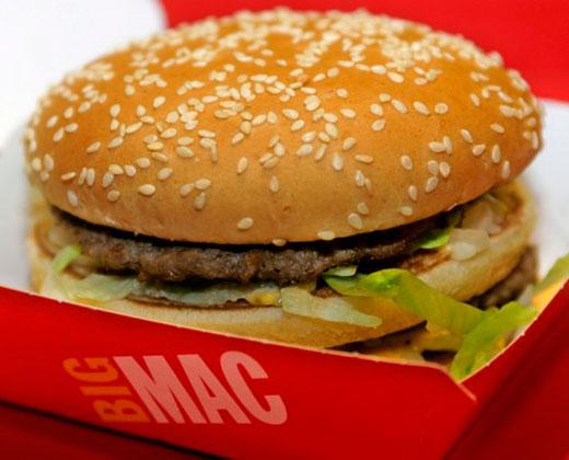 McDonald's dejará de vender Big Mac en Venezuela por falta de pan