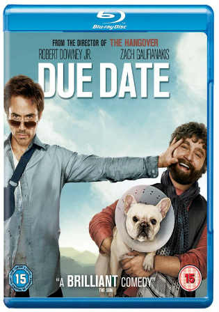Due Date 2010 BluRay 300MB Hindi Dual Audio 480p Watch Online Full Movie Download bolly4u