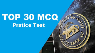 Top 30 GK Questions on Reserve Bank of India (RBI)