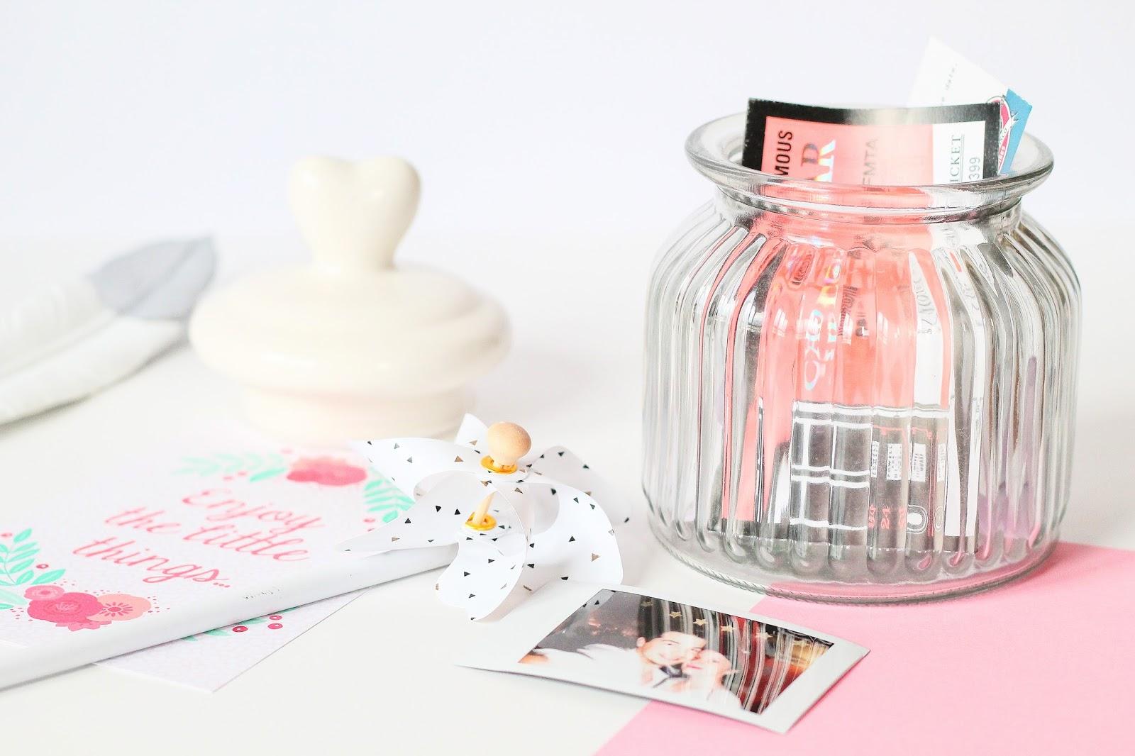 les gommettes de melo diy do it yourself jar bonheurs memory souvenirs créer comment faire étapes bocal 2017