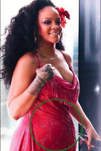 Rihanna Pregnant For Arab Boyfriend Hassan Jameel..Riri ...