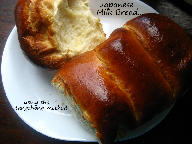Home Cooking In Montana: Japanese Milk Bread    using the
