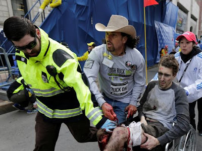 Psalm for Boston Marathon Tragedy