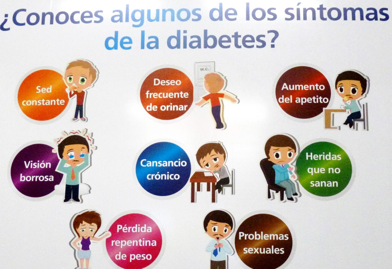 envejecimiento de la piel signos de diabetes