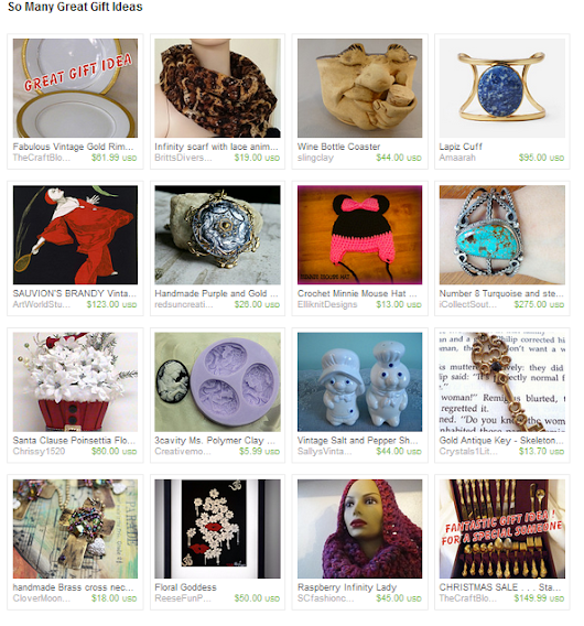 Red Sun Creations: So Many Great Gift Ideas