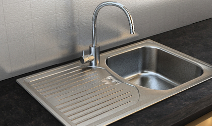 Exceptionnel Sink 3d Model Free
