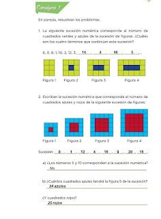 Respuestas Apoyo Primaria Desafíos Matemáticos 4to. Grado Bloque IV Lección 70 De varias formas