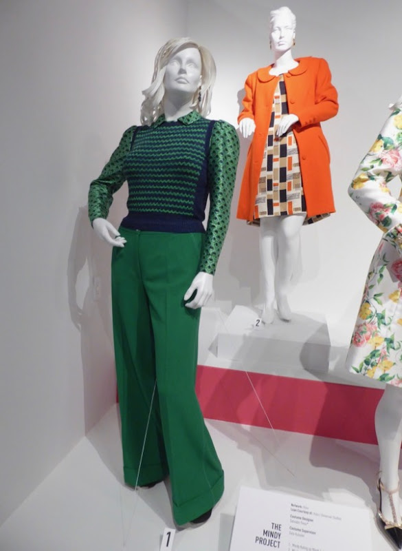Mindy Kaling Mindy Project outfits