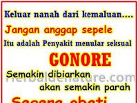 Penyakit Gonore Ditandai Oleh