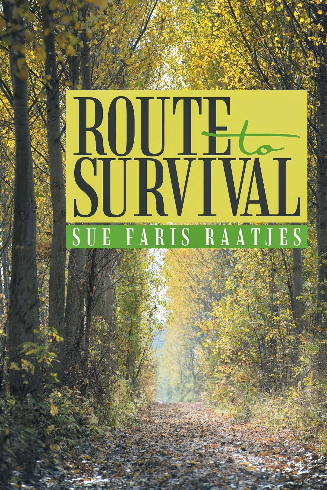 Route to Survival            by Sue Faris Raatjes