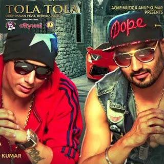 Tola Tola Lyrics - Deep Maan