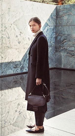 guía de accesorios mujer para otoño invierno de Massimo Dutti 2016-2017