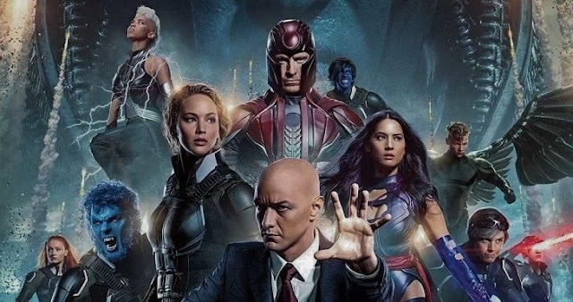 Blu-ray de X-Men: Apocalypse llega el 4 de octubre