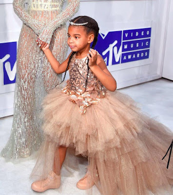 Mini-mogul in the making? Blue Ivy reportedly launching her own product line
