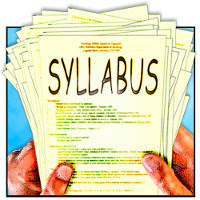 SSC West Region Syllabus 2016