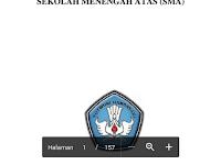 Contoh Panduan BK SMA 2016 Revisi Final DITJEN GTK