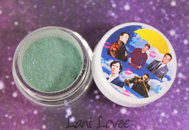 Darling Girl Cosmetics - Climb You Like A Tree Eyeshadow Swatches & Review
