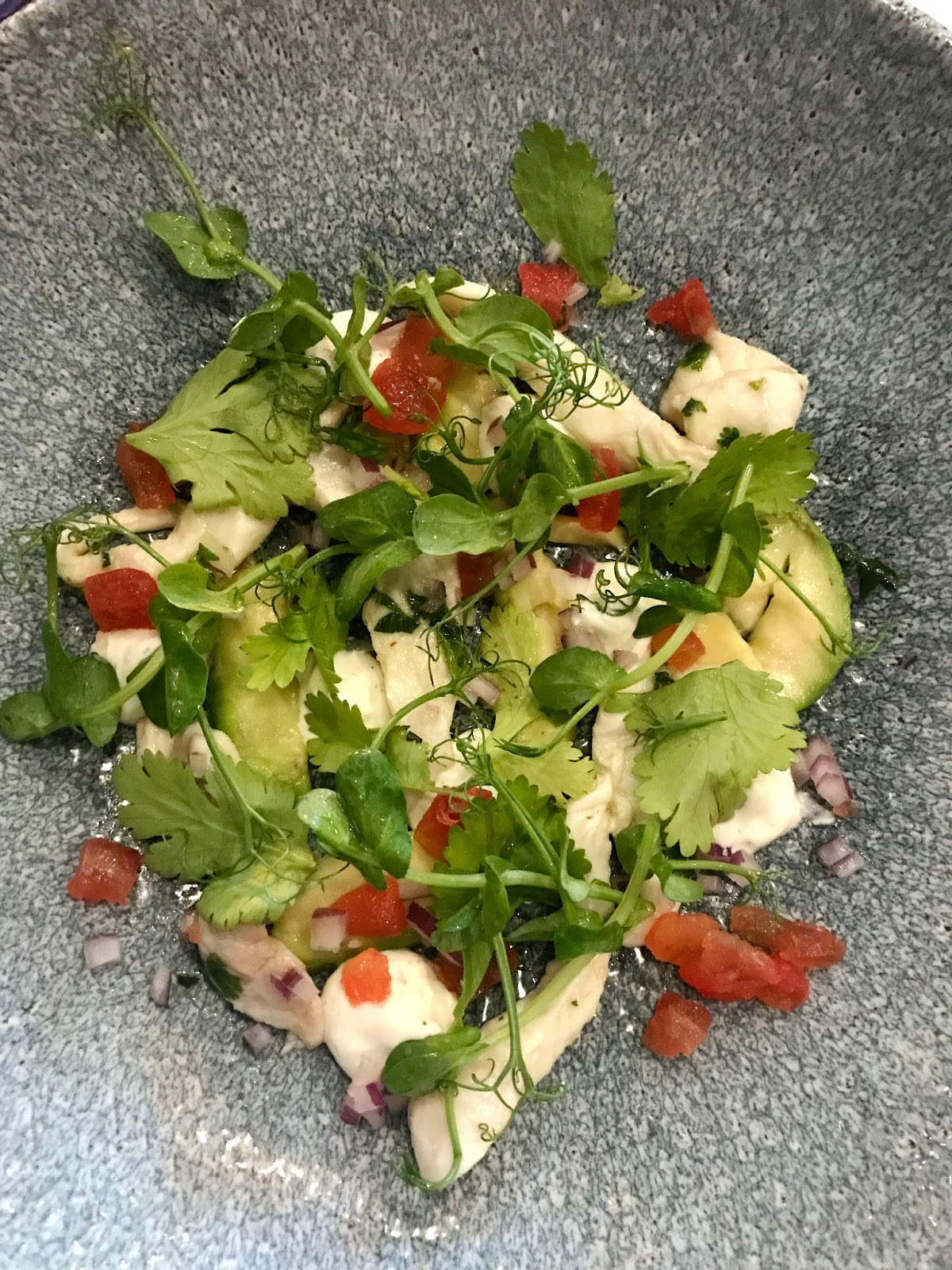 Stitch & Bear - Rachel's Cork - Ceviche