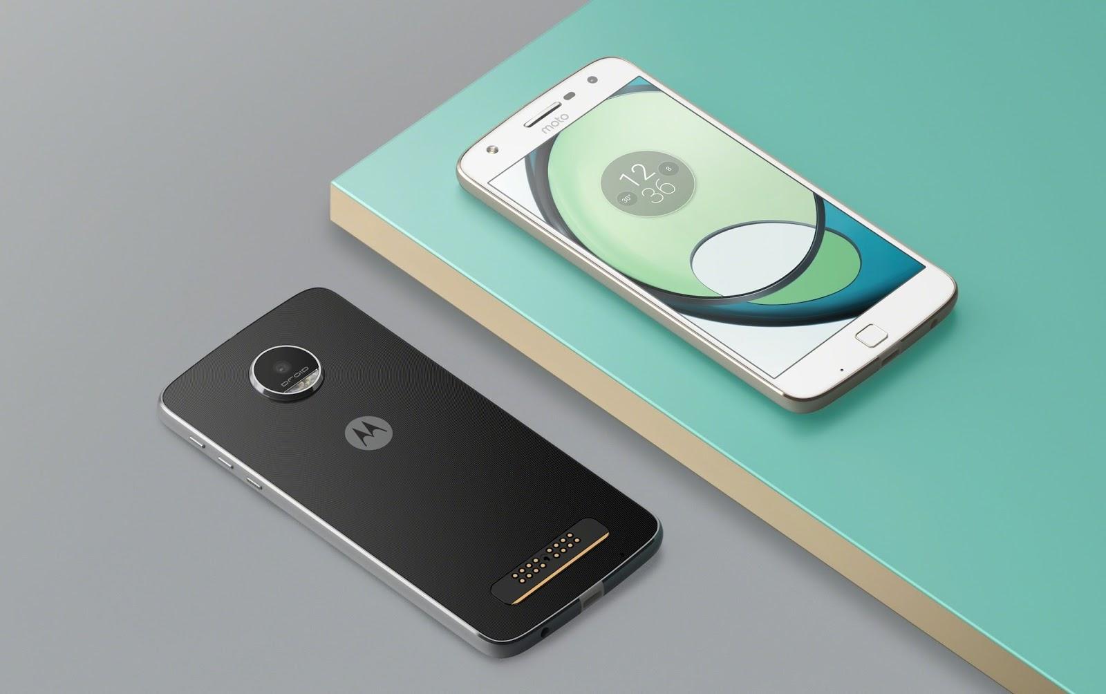 Motorola Moto Z Play Official Specs