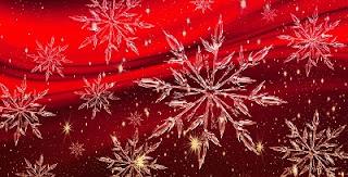 Sfondo rosso Natale